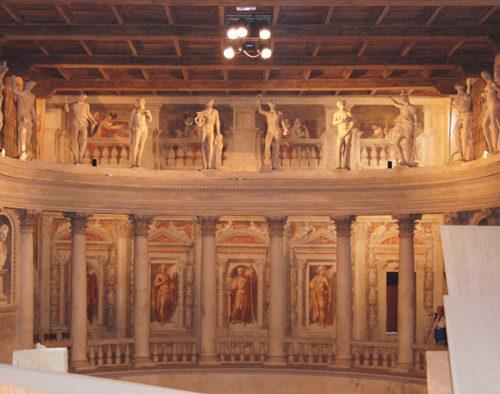 Teatro all'antica Sabbioneta 2015